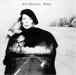 Hejira album cover (jpg, 23K)